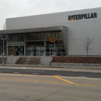 Caterpillar Visitors Center in Peoria, IL