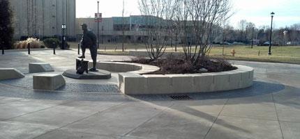 Bradley University Quad